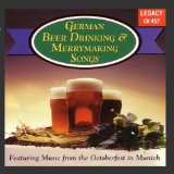 German Beer Drinking and Merrymaking Songs